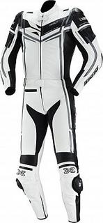 IXS Ray, leather suit 2pcs. women