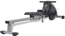 vidaXL Roddmaskin 4,5 kg svänghjul magnetiskt motstånd i 8 nivåer