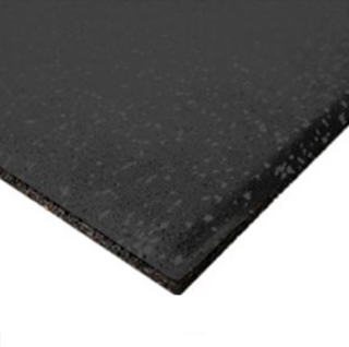 Neoflex Premium Gym Tile, 15mm, 1x1m, Black/Black
