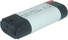 Ersättningsbatteri BLACK & DECKER 7V 1100mAh Li-Fe Svart
