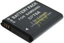 Ersättningsbatteri BP-70A