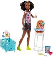 Sisters Babysitter playset