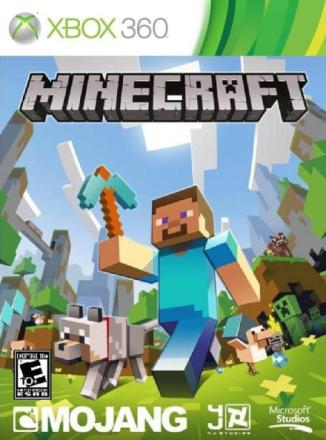 Minecraft - Xbox 360 Edition - Xbox 360 (brugt) - CDON.COM