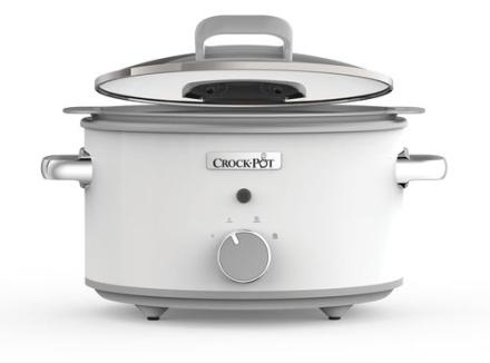 Crock-Pot 4,5L Duraceramic. 1 stk. på lager