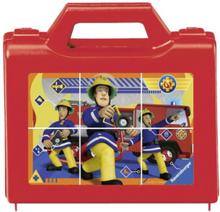 Blokpuzzel Fireman Sam 6st.