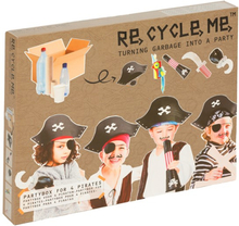 Recycle Me Recycle me, Piraternas partybox