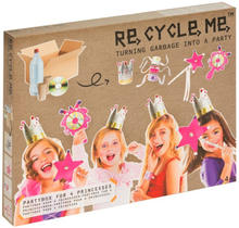 Recycle Me Recycle me, Prinsessornas partybox