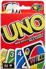 Mattel UNO Basic Get Wild