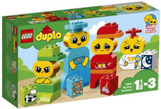 LEGO DUPLO My First 10861, Mina första känslor