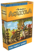 Mayfair Games Agricola Family (Sv)