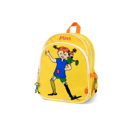 Pippi Långstrump Pippi Ryggsäck gul