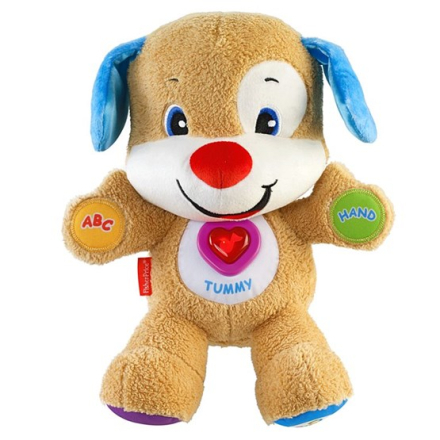 Mattel Fisher Price, Laugh & Learn - First Words Puppy