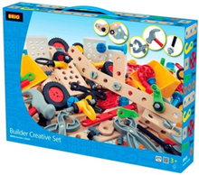 BRIO, Builder 34589 Kreativitetssats