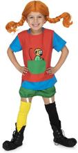 Pippi Långstrump Pippi, Kläder 4-6 år