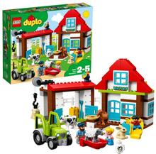 LEGO DUPLO - Bondgårdsäventyr 10869