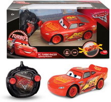 Dickie Toys Disney Cars 3, R/C Lightning McQueen 1:24