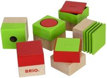 BRIO, 30436 Sensoriska klossar