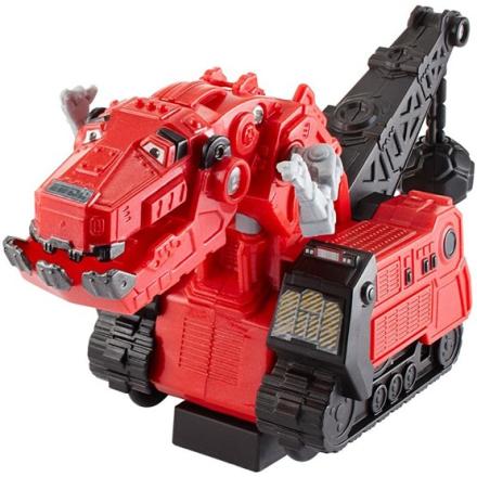 Mattel Dinotrux, Pull Back - Ty Rux