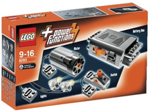 LEGO Power Functions 8293, Motorset