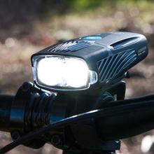 NiteRider Lumina Dual 1800 Framlampa 1800 lumen, LED, USB-uppladdningsbart