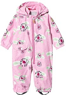 Reima Reimatec® Bloom Mid-Season Coverall Candy Pink 80 cm