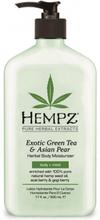 Hempz Exotic Green Tea & Asian Pear Body Moisturizer 500 ml