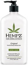 Hempz Original Body Moisturizer 500 ml