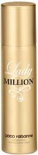 Paco Rabanne Lady Million Deospray 150ml