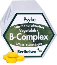 Berthelsen B-Complex Pflanzlich 120 stk