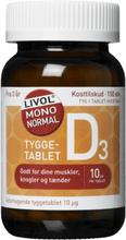 Livol Mono Normal Vitamin-D Kautabletten 150 stk
