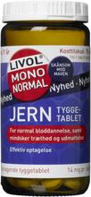 Livol Mono Normal Eisen Kautabletten 75 stk