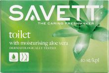 Savett Feuchte Toilettentücher Aloe Vera 10 stk