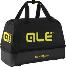 Alé Cycling Bag black-fluo yellow 2020 Resväskor