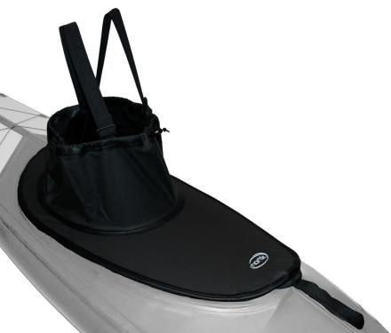 nortik Scubi Nylon sort 2018 Tilbehør til gummibåde