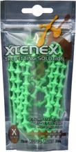 XTENEX Sport Laces 75cm neon green 2019 Skotillbehör
