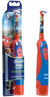 Braun Oral-B Cars eltandborste för barn Stages Power