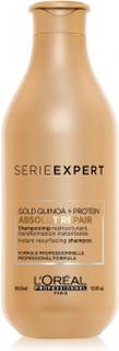 Loreal Professionnel Serie Expert Absolut Repair Gold Shampoo 300ml