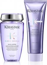 Kérastase Blond Absolu Duo Bain Lumière + Cicaflash