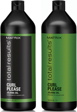 Matrix Total Results Curl Please Duo 2x1000ml