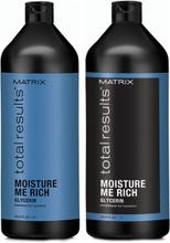 Matrix Total Results Moisture Me Rich Duo 2x1000ml