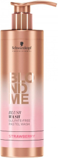 Schwarzkopf Blond Me Blush Wash Strawberry 250ml