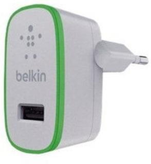 Belkin laddare utan kabel 2,4A vit