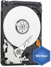"""WD Blue Intern harddisk 2,5"""" 2 TB"""