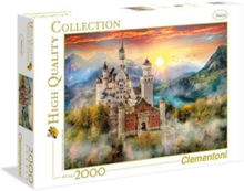 2000 pcs- High Quality Collection NEUSCHWANSTEIN