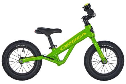"""ORBEA Grow 0 Løbecykel Børn 12"""" grøn 12"""" 2018 Løbecykler"""