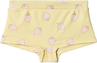 Mini A TureMini A Ture Gevena Shorts Pale banana98/104 cm