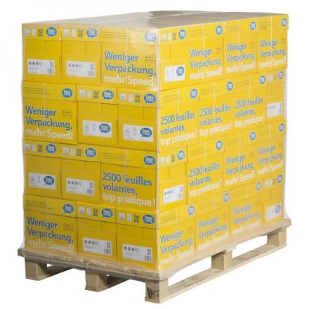 Krympehætte LDPE klar 1270/425x1800x0,10mm