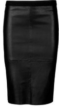 Kjol Plongy Leather