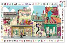 Observation pussel - Street art (200 bitar)