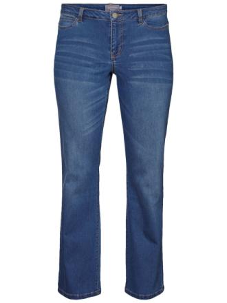 JUNAROSE Straigt Fit Jeans Women Blue